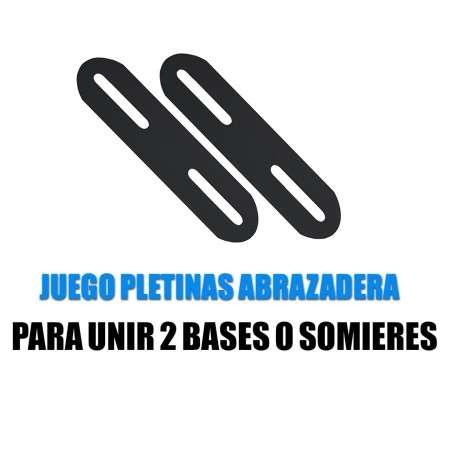 Juego Pletinas Unión Base/Somier