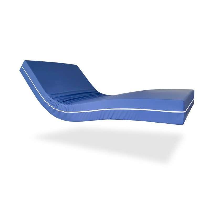 Colchón Viscoelástico Sanitario para cama articulada