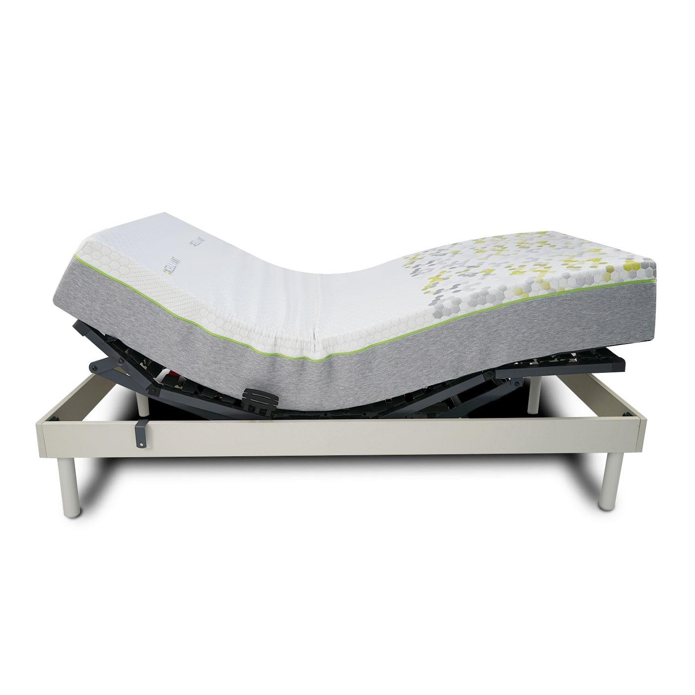 Cama articulada + Colchón Fisiocare Celliant